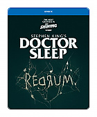 Stephen King's DOCTOR SLEEP WWA Generic VERSION #2 Steelbook™ Extended cut Limited Collector's Edition + Gift Steelbook's™ foil (2 Blu-ray)