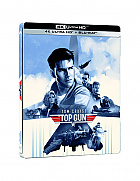 TOP GUN Steelbook™ Remastered Edition Limited Collector's Edition (4K Ultra HD + Blu-ray)