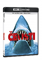 JAWS (4K Ultra HD + Blu-ray)