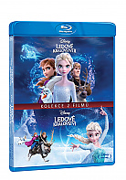 Frozen 1 + 2 Collection (2 Blu-ray)