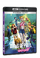 Birds of Prey (And the Fantabulous Emancipation of One Harley Quinn) (4K Ultra HD + Blu-ray)