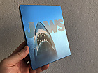 JAWS 4K Ultra HD Steelbook™ Limited Collector's Edition + Gift Steelbook's™ foil