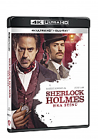Sherlock Holmes: A Game of Shadows (4K Ultra HD + Blu-ray)