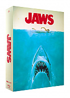 FAC #134 JAWS Double 3D Lenticular FULLSLIP XL Steelbook™ Limited Collector's Edition - numbered (4K Ultra HD + Blu-ray)