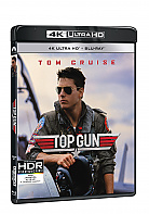 TOP GUN Remastered Edition (4K Ultra HD + Blu-ray)