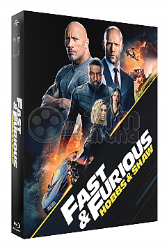 FAC #130 FAST & FURIOUS Presents: HOBBS & SHAW 4K ULTRA HD DISC (NOT SOLD SEPARATELY)