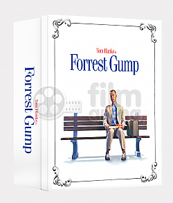 FAC #138 FORREST GUMP MANIACS BOX EDITION #4 Steelbook™ Limited Collector's Edition - numbered