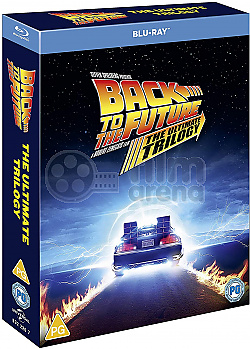 BACK TO THE FUTURE - 35th Anniversary Edition