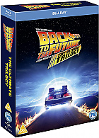 BACK TO THE FUTURE - 35th Anniversary Edition Collection Digipack (4 Blu-ray)