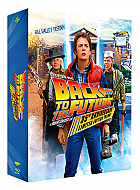 BACK TO THE FUTURE - 35th Anniversary Edition LENTICULAR 3D SLIPCASE Steelbook™ Collection Limited Collector's Edition (3 4K Ultra HD + 4 Blu-ray)