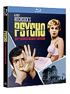 PSYCHO 60th Anniversary Edition Remastered Edition (Blu-ray)