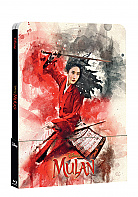 MULAN Steelbook™ Limited Collector's Edition + Gift Steelbook's™ foil (Blu-ray)