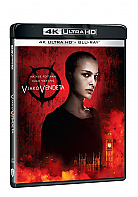 V FOR VENDETTA (4K Ultra HD + Blu-ray)