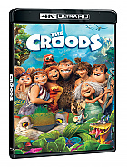 THE CROODS (4K Ultra HD + Blu-ray)