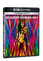 WONDER WOMAN 1984 (4K Ultra HD + Blu-ray)