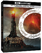 LORD OF THE RINGS: The Motion Picture Trilogy 4K Theatrical + Extended Cut Collection Gift Set (9 4K Ultra HD)