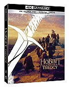 THE HOBBIT: The Motion Picture Trilogy 4K Theatrical + Extended Cut Collection Gift Set (6 4K Ultra HD)