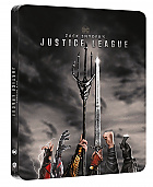 Zack Snyder's JUSTICE LEAGUE Steelbook™ Extended director's cut Limited Collector's Edition (2 4K Ultra HD)