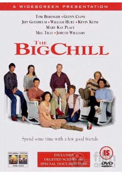 The Big Chill Dvd