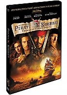 Pirates of the Carribean: The Curse of the Black Pearl (DVD)