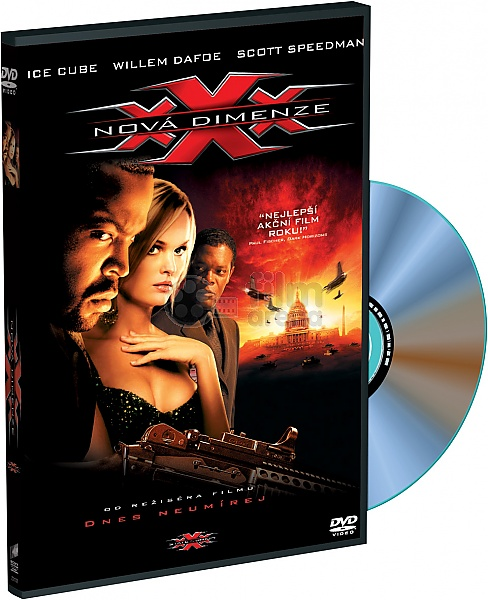 Xxx State Of The Union Dvd