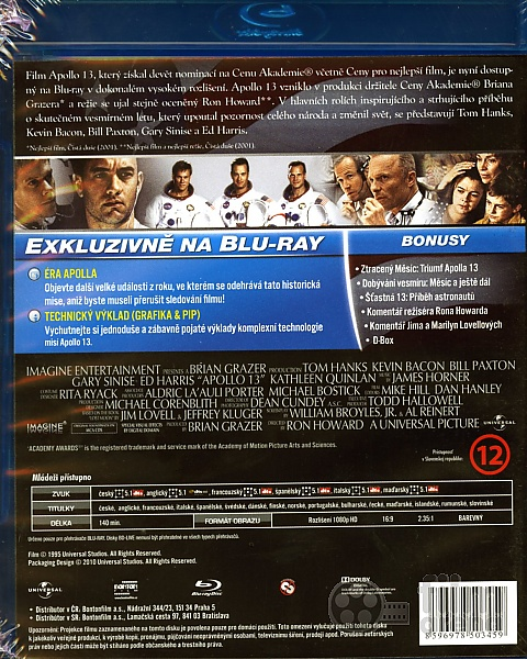 Apollo 13 1995 Full Movie Hd English 1080p Tv