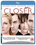 CLOSER (Na dotek) (Blu-ray)