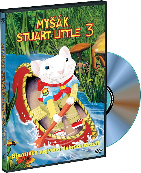Stuart Little 3 Call Of The Wild Dvd