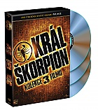 The Scorpion King Trilogy 1 - 3 Collection (3 DVD)