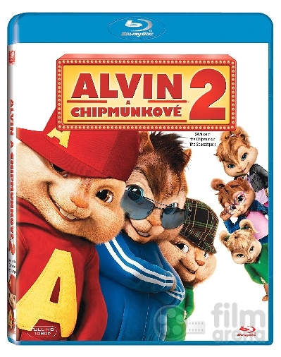 Alvin And The Chipmunks 2 Blu Ray