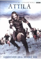 Heroes and Villains: Attila the Hun (DVD)