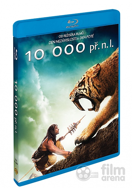 10 000 B  C  (Blu-ray)