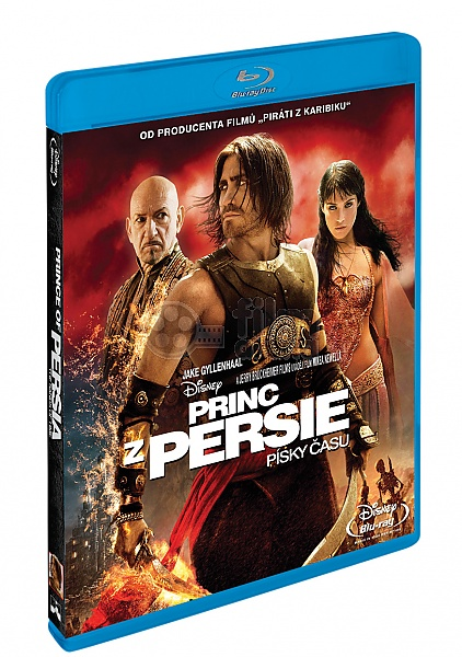 Prince Of Persia The Sands Of Time Blu Ray