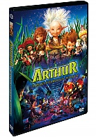 Arthur And The Revenge Of Maltazard (DVD)