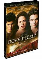Twilight Saga: New Moon S.E. 2DVD (DVD)