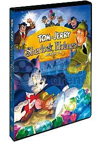 tom and jerry meet sherlock holmes dvd label