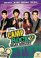 Camp rock 2- The final Jam (DVD)