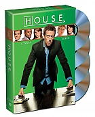 House M.D. Collection (4 DVD)