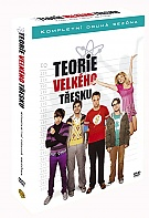 Big Bang Theory Season 2 Collection (4 DVD)