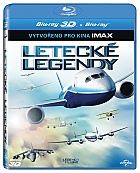 Legends of Flight 3D (Blu-ray 3D)