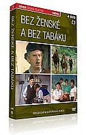 Bez ženské a bez tabáku Collection (4 DVD)
