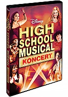 HIGH SCHOOL MUSICAL: Koncert (DVD)