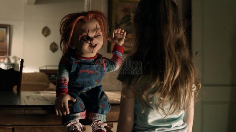 Curse Of Chucky Blu Ray