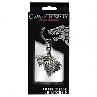 KEYCHAIN GAME OF THRONES - Stark 3D (Merchandise)