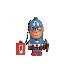 USB FLASH DRIVE CAPTAIN AMERICA 16 GB (Merchandise)