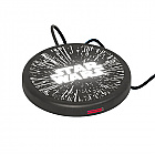 WIRELESS CHARGER WITH LED LOG WAR WARS (Merchandise)