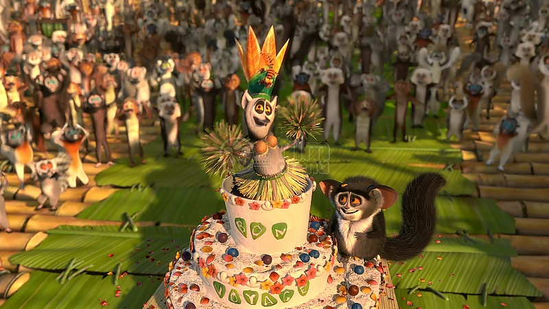 Madagascar: Escape 2 Africa (Blu-ray)