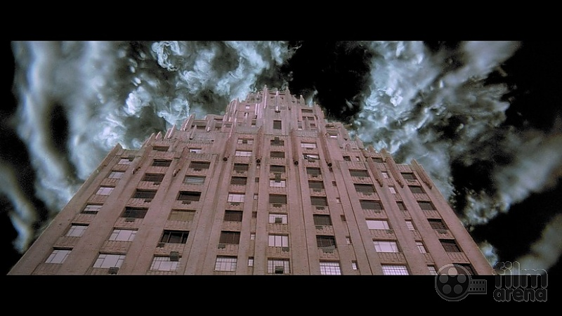 Dana S Apartment Building Ghostbusters ghost busters (blu-ray)