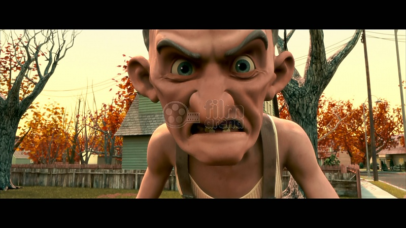 Monster House Blu Ray 3d