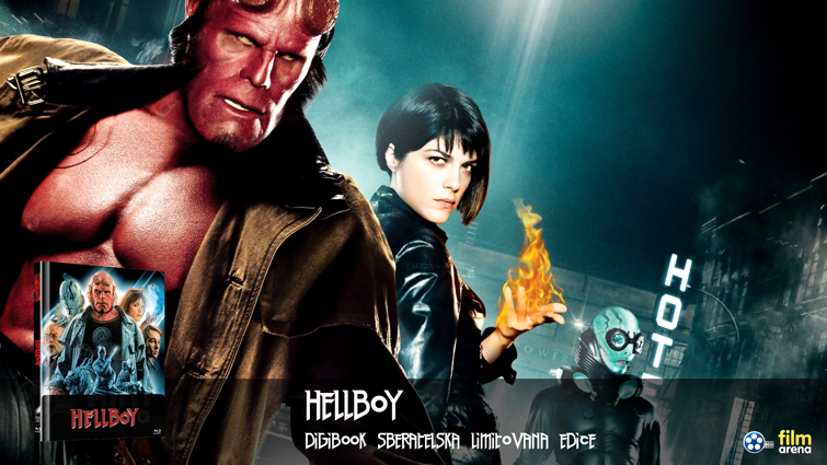 HELLBOY DIGIBOOK
